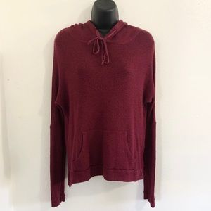 Women sweater hoodie size Small